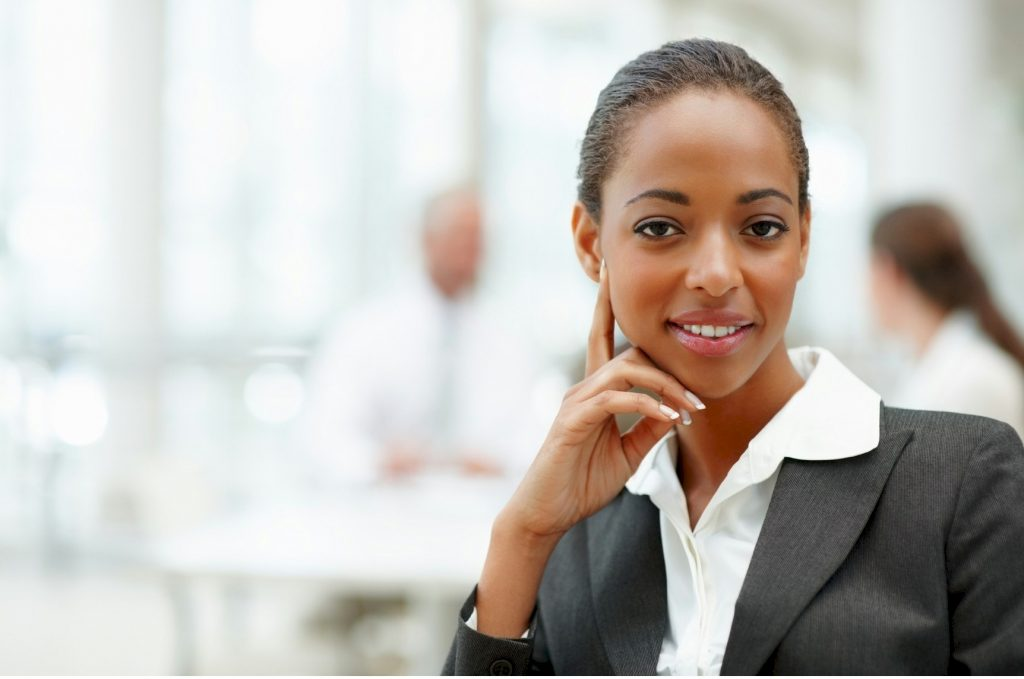 Capability management black business woman